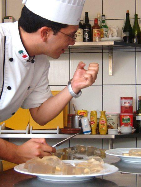Chef José Ramón Castillo Pedrero
